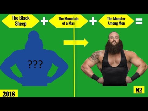 Can You Guess WWE Wrestlers With Their NickNames?? - Roman Reigns, Brock Lesnar..  [HD]