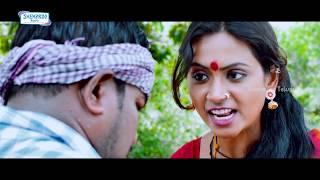 Dhanraj Takes Advantage of an Aunty   Panileni Puliraju Telugu Full Movie Scenes   Shemaroo Telugu