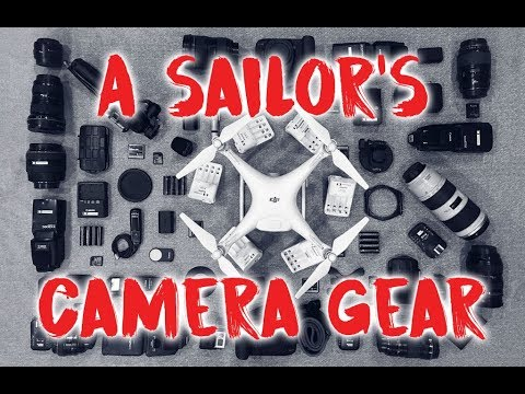 What to bring onto Ship? & My Camera Gear