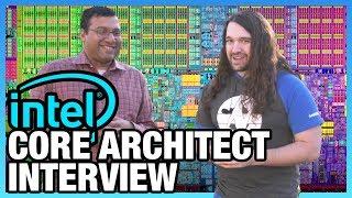 Intel Chief Core Architect on Spectre/Meltdown, Sunny Cove, & 10nm