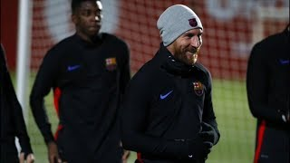 MESSI REACTION to DEMBELE RETURN After Second INJURY !!!
