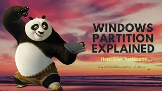 Hard Drive Partition for windows || Types , GPT & MBR Disk Explained