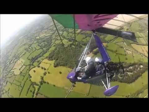 Carsington Fly By