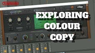 U-he Colour Copy Plugin | Top Tier Delay | Demo