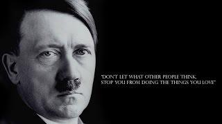İkinci Dünya Savaşı Hitler