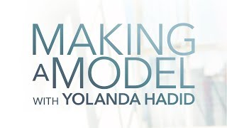 Making A Model With Yolanda Hadid To End!