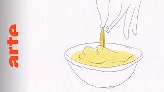 Mayonnaise: Die hohe Kunst von Öl und Ei   Karambolage   ARTE