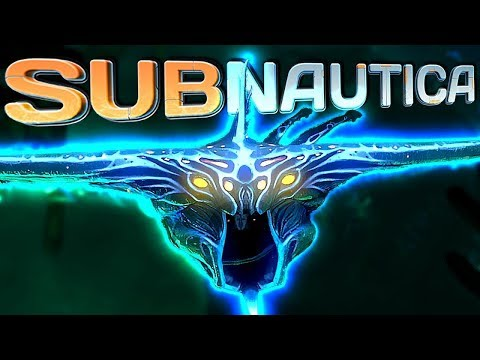 What Lies Deep Under The Ocean?...SUBNAUTICA Episode 1 With Devil Artemis