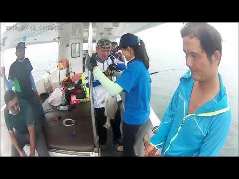 Strait of Malacca Fishing Trip 15/01/2018
