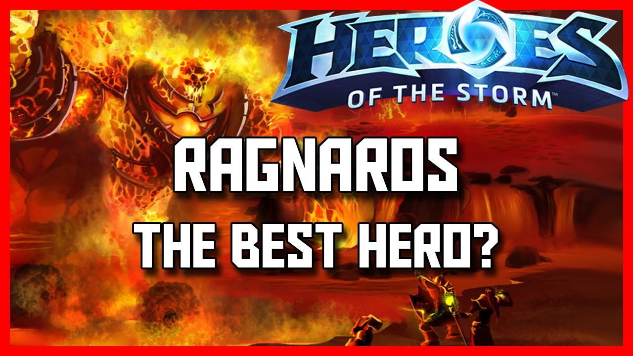 Heroes Of The Storm Build Ragnaros