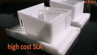 3d printer fdm v s sla