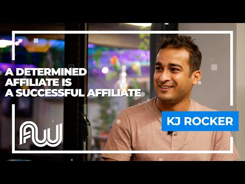 KJ Rocker. How Affiliate Marketing Can Help You Get Out Of Poverty