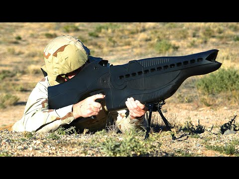 5 Weirdest Weapons Of All Time