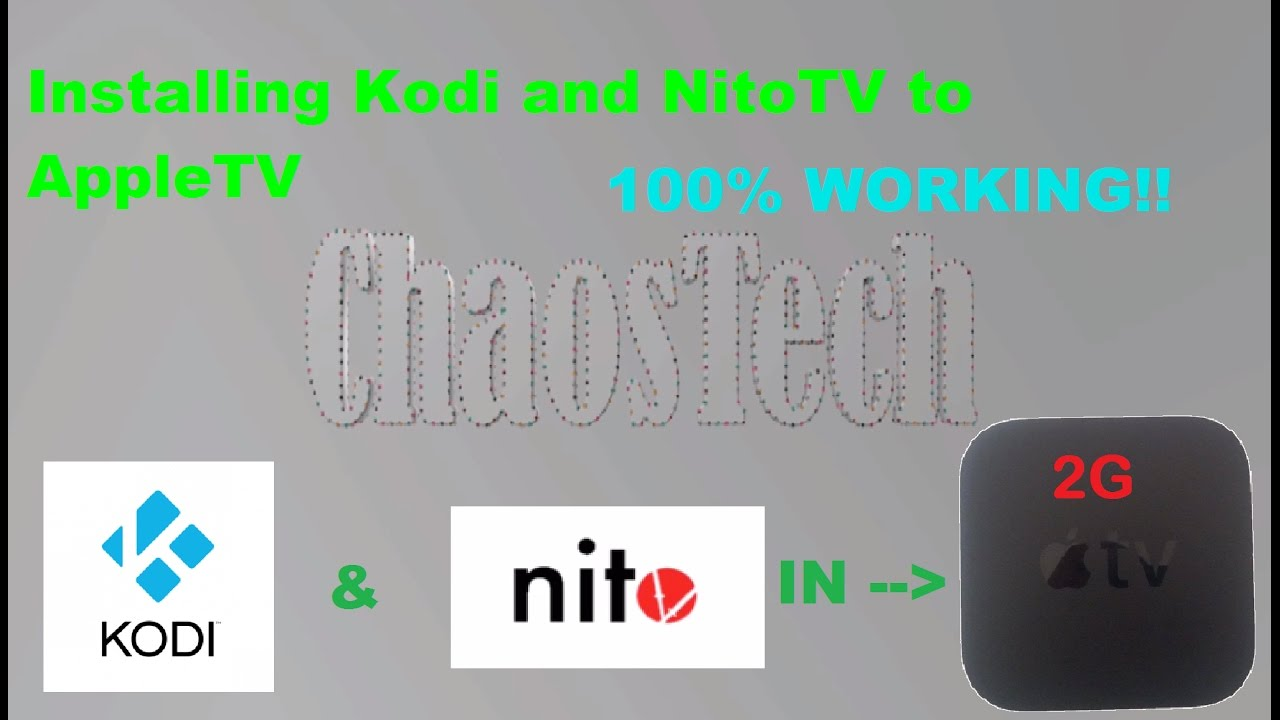 nitotv installer for apple tv 1