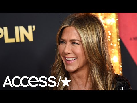 None - Jennifer Aniston goes topless for magazine!