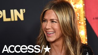 Jennifer Aniston Stuns In Topless Photoshoot & Dishes On Her Love Life | Access