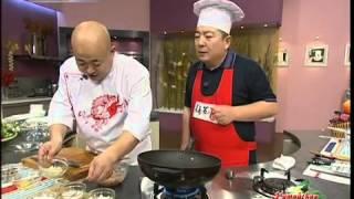 Китайская кухня - Серия 18:  1. Жареные куриные кусочки 2. Суп из баранины с имбирем