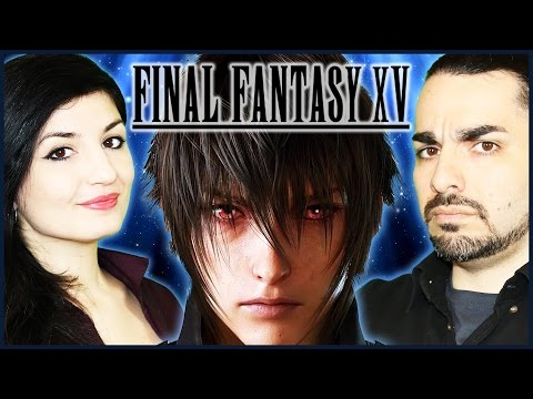 FINAL FANTASY XV È QUI! PROVIAMOLO! Gameplay ITA, data di uscita