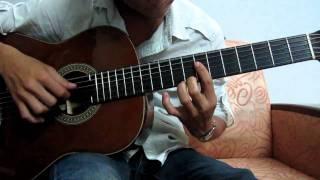 Natalia - guitar (cover)