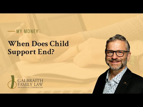 When Does Child Support End?