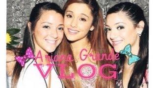 Ariana Grande Concert Vlog | Niki and Gabi