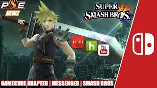 Nintendo Switch (RUMOR) - Smash Bros. Deluxe, Friend Messenger, Apps, Cloud Saves & MORE Incoming!