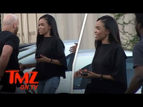 Destiny's Child Michelle Williams All Smiles After Treatment for Depression | TMZ TV