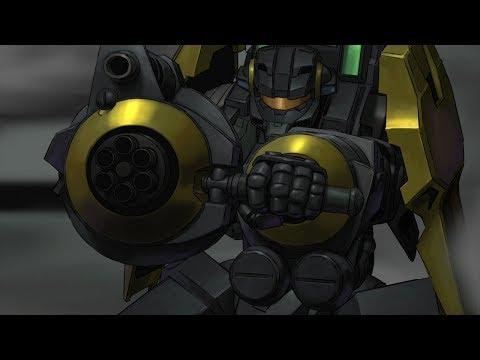 Halo Legends: Prototype (HD Full Video)