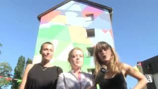 Mainz: Flüchtlingsunterkunft Zwerchallee wird bunt(, 2016-09-05T10:52:58.000Z)