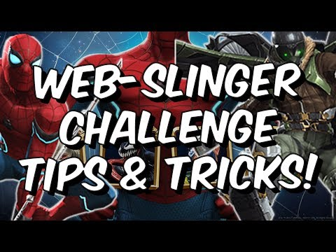 Web-Slinger Challenge Tips & Tricks! - Marvel Contest Of Champions