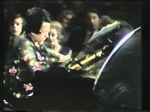 "Bachauer and Larrocha play Milhaud - Brazilera from ""Scaramouche"""