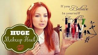 Покупки и новинки декоративной косметики Thumbnail