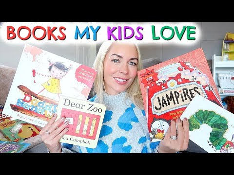 BOOKS MY KIDS LOVE  |  FAVOURITE KIDS BOOKS  |  EMILY NORRIS