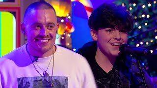 Dermot Kennedy surprises singer Michael and they perform 'Giants' | The Late Late Toy Show | RTÉ One