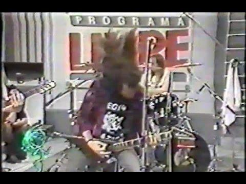 "Kreator - Live at ""Programa Livre"" Brasil 04.1992 (TV)"