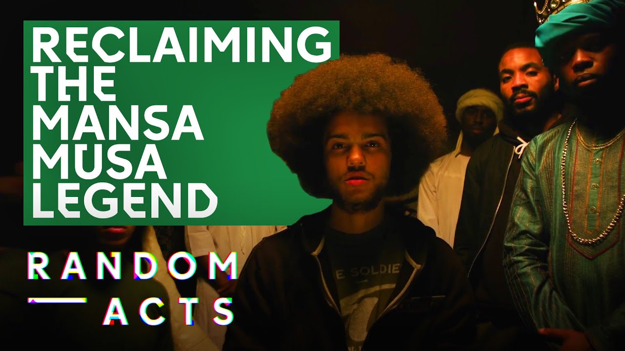 History gets hijacked | Mansa Musa by Elias Williams | Short Film | Random Acts