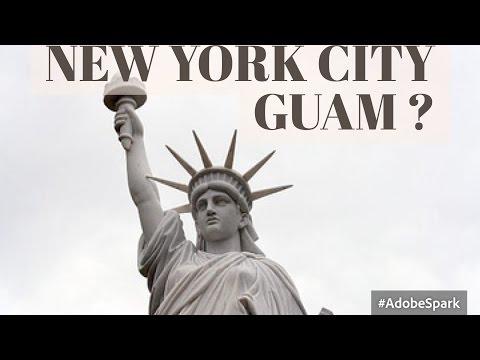 "Guam Guide ""Paseo Park"" 关岛旅游    グアムのツアー情報"