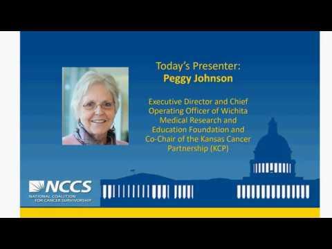 NCCS Webinar: State-Based Cancer Advocacy (Sept 2018)