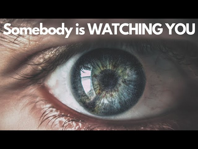 Big Brothers EYE ARE WATCHING