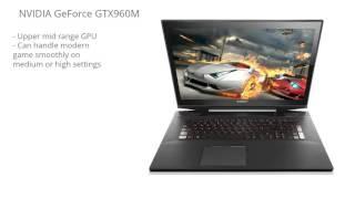 Lenovo Y70 80DU00F5US 17.3