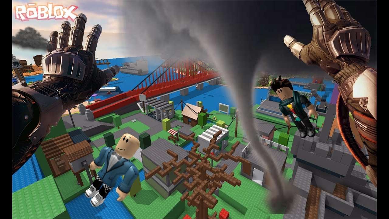 Jeromeasf Roblox Natural Disaster