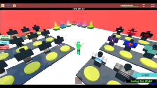 Roblox top model! part 1 with/connie