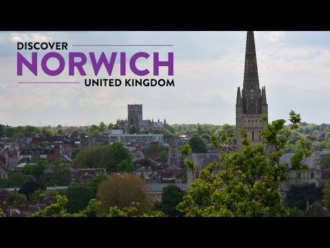Discover Norwich as a Postgraduate Research Student  | University of East Anglia (UEA)