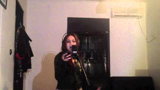 Diamonds Cover by Abby Galabby
