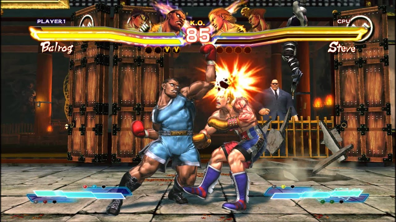 Celebrate Street Fighter's historic legacy with the Street Fighter 30th Anniversary Collection. In this collection of 12 Street Fighter games, four groundbreaking titles let you hop online and relive the arcade experience through the online Arcade Mode or play with friends.