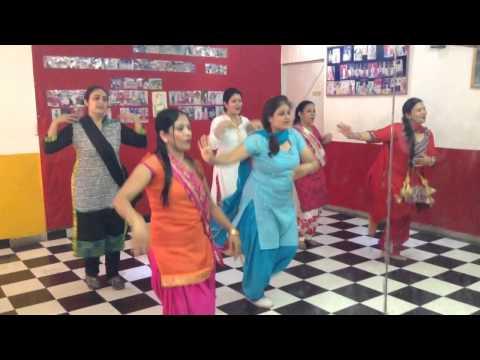 Punjabi Mc- Morni || dance performance ||Rhythm dance academy