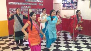 Punjabi Mc- Morni || dance performance ||Rhythm dance academy
