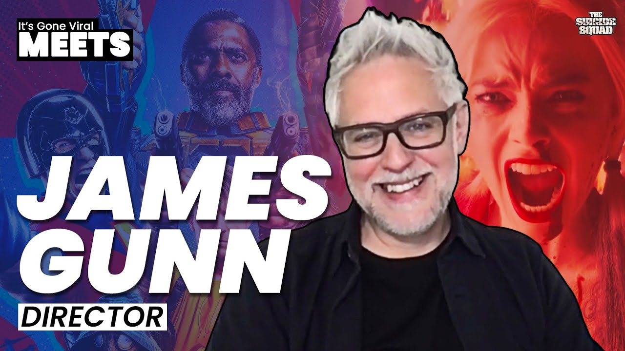 'The Suicide Squad' director James Gunn, who was fired from ...