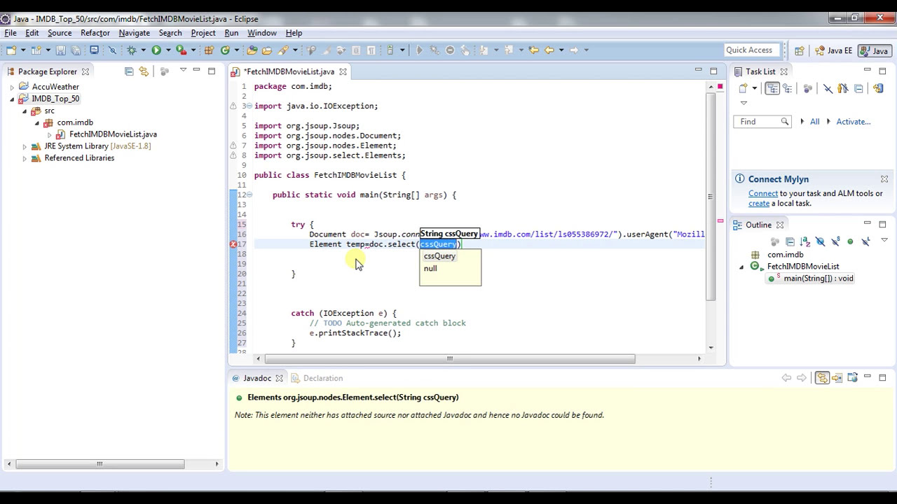 Web Scraping With Java(Extract Website Data): The Easy Way  Gadgetsbybg  05:58 HD