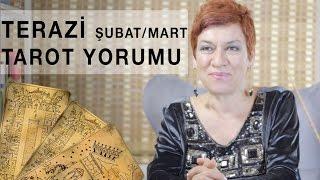Terazi Burcu 2017 Şubat-Mart Tarot Yorumu - Su Karakuş